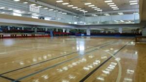 Hot Dog Gym, main floor